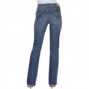 LEVI'S | 515 Bootcut Denim Jeans Button Pockets